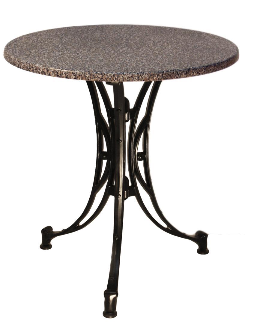 Pie Mesa Talavera 3 Dessimobel Dise O De Muebles En Aluminio  # Muebles Talavera