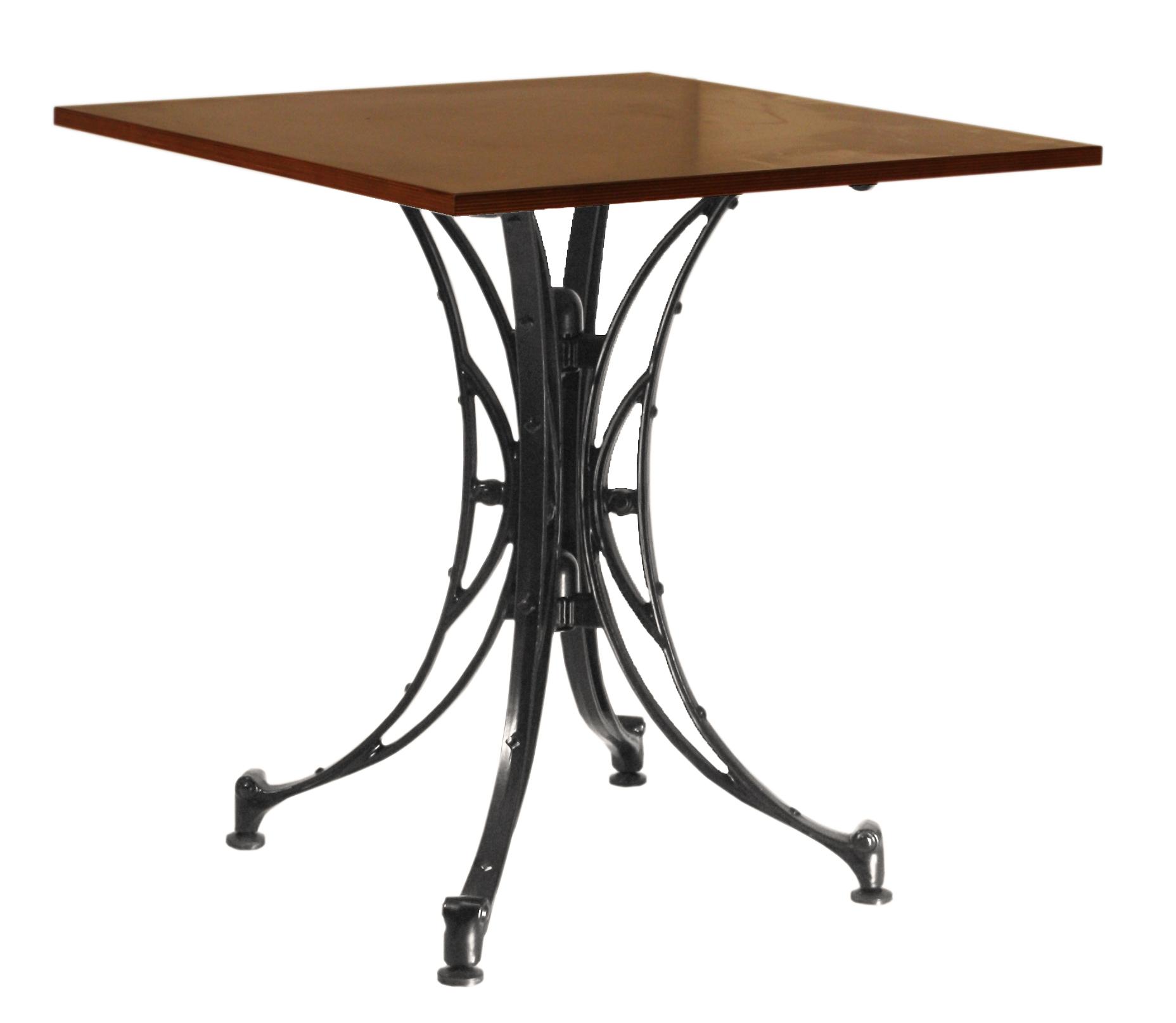 Pie Mesa Talavera 4 Dessimobel Dise O De Muebles En Aluminio  # Muebles Talavera